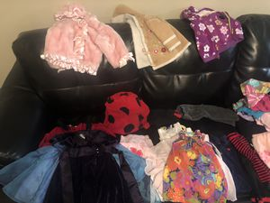 Large 13 gal bag full of girls clothes for Sale in Phoenix, AZ