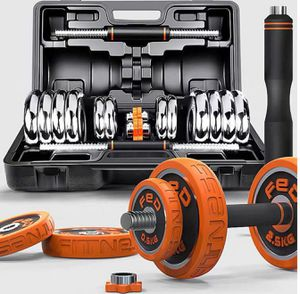 EXERCISE BAR 2-in-1 TRANSFORMS INTO DUMBBELLS 🏋️♂️🏋️♀️ BRAND NEW for Sale in Los Angeles, CA