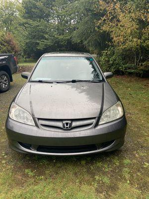 Honda Civic EX for Sale in Burlington, WA