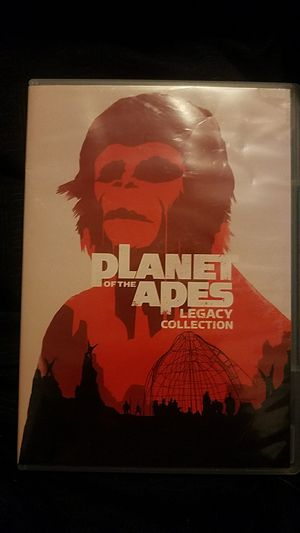 Planet of the Apes: Legacy Collection for Sale in Arroyo Grande, CA