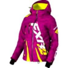Women's Under Armour Purple Quilted Hooded Pullover Jacket for Sale in Saddle Brook, NJ
