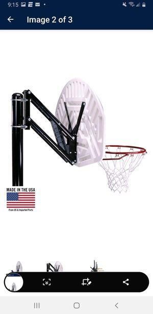Basketball Goal Quick Adjust Conversion Kit for Sale in Lexington, KY