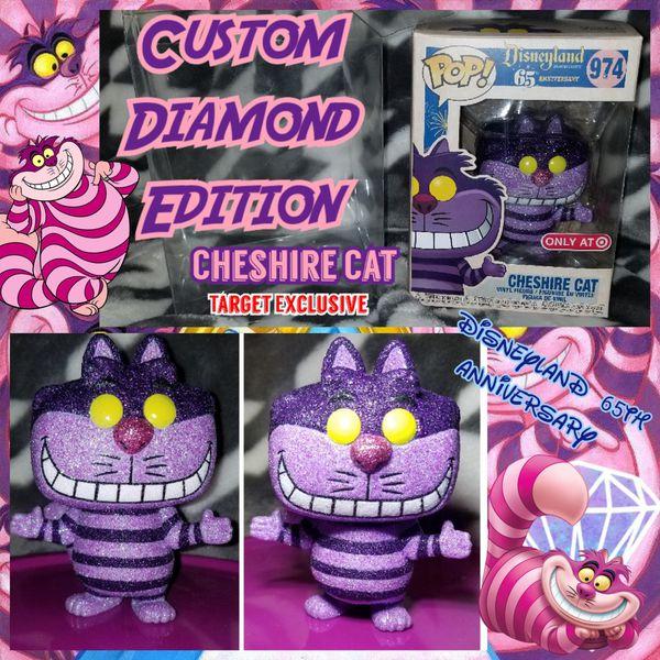 Funko Cheshire Custom Diamond Edition