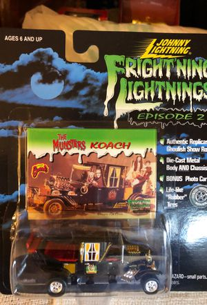 Johnny Lightning Munster Koach for Sale in Spokane, WA