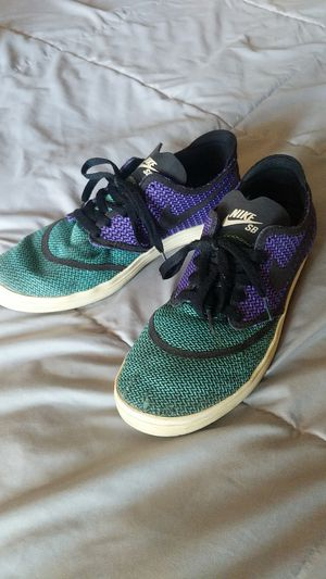 Nike SB Lunar Knit Used Condition for Sale in Wenatchee, WA
