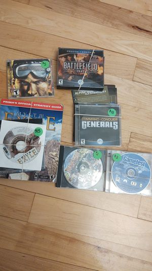 Lot of PC games for Sale in Chattanooga, TN