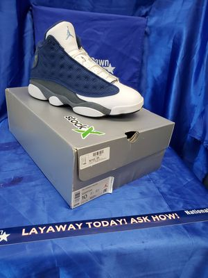 "Air Jordan Retro 13 ""Flint 2020"" size 10 With the box for Sale in Charlotte, NC"