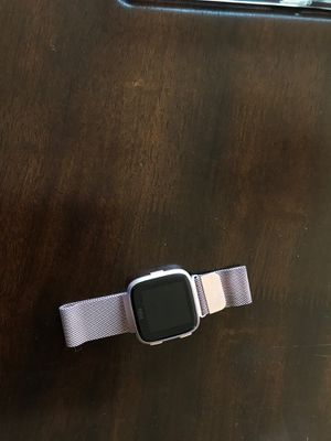 Fitbit versa smart watch for Sale in Raleigh, NC