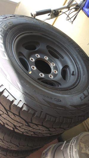 F250/350 8x17 R16 cooper tires for Sale in Hialeah, FL