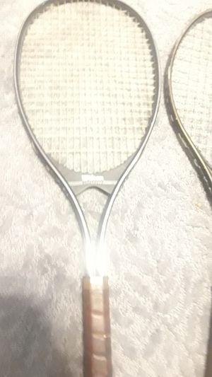 Wilson and Prince brand Tennis Rackets for Sale in Albuquerque, NM