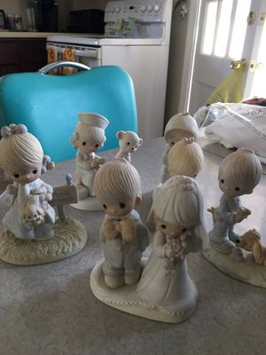 Precious moments figures for Sale in Wallingford, CT