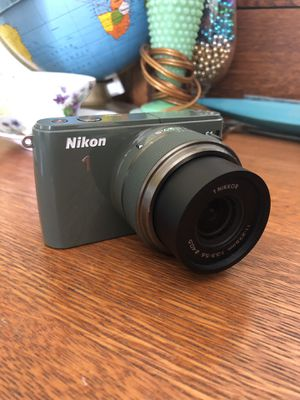 Nikon 1 S1 Camera with Two Lenses for Sale in Orlando, FL