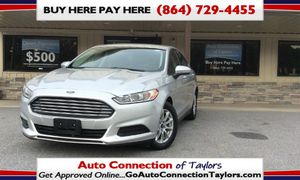 2015 Ford Fusion S for Sale in Taylors, SC