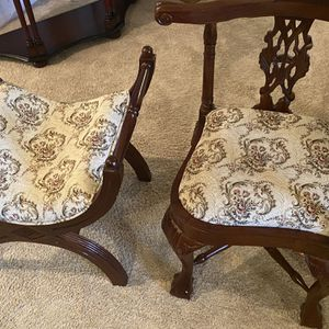 2 Victorian Chairs for Sale in Spring, TX