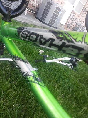 Chaos and mongoose adult or kids bmx bikes for Sale in Lincoln, IL