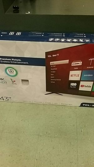 "New 43"" TCL Roku tv for Sale in Palm Beach Shores, FL"