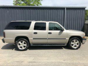 2005 CHEVY SUBURBAN 1500 LT for Sale in Jonesboro, GA