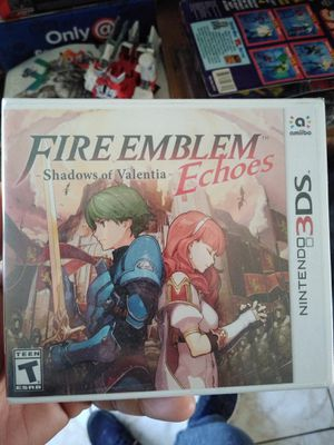 Nintendo 3ds Fire emblem echoes Brand New for Sale in Los Angeles, CA