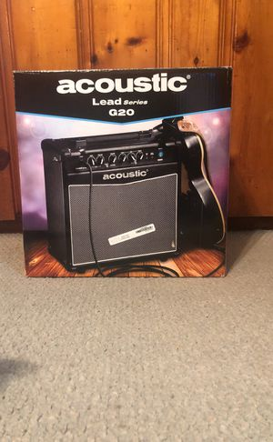 Electric Guitar Amplifier - Lead Series G20 for Sale in Fort Washington, MD