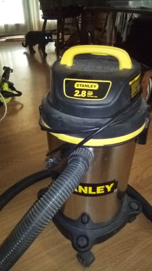 Shop vac wet/ dry 2.8 Stanley for Sale in Vancouver, WA