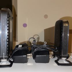 Netgear Router + Netgear Cable Modem for Sale in San Ramon,  CA