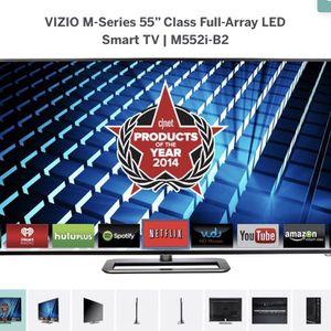 VIZIO M552i-B2 55-Inch 1080p 240Hz LED Smart HDTV for Sale in Washington Township, NJ