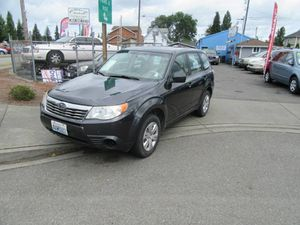 2009 Subaru Forester for Sale in Everett, WA