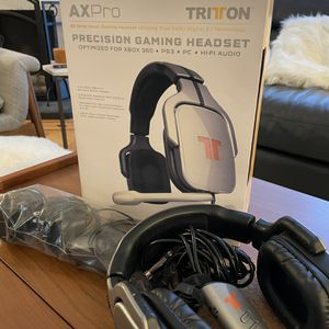 Tritton Gaming Headset AX Pro for Sale in Daly City, CA