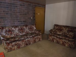 Couch and loveseat for Sale in Jeannette, PA