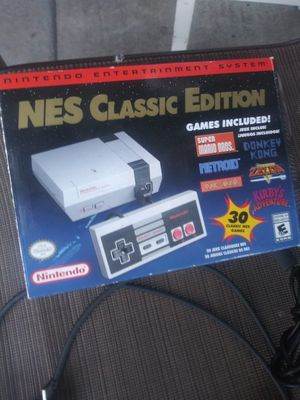 Nintendo classic edition for Sale in Norwalk, CA