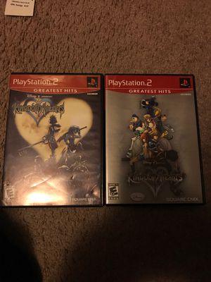 Kingdom Hearts 1+2 for Sale in Burien, WA