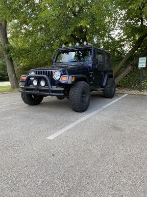1999 Jeep Wrangler for Sale in Lombard, IL