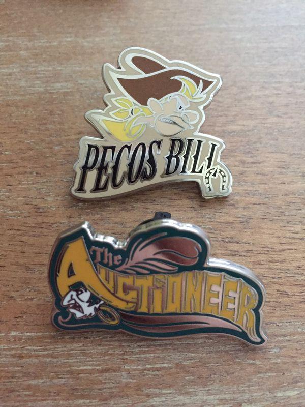 Disney pins $5 Each