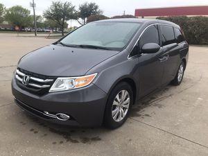2015 Honda Odyssey minivan 65k miles !!!! for Sale in Dallas, TX