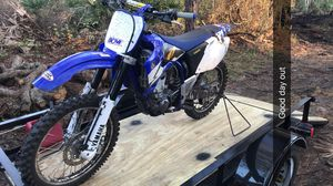 YAMAHA 250 DIRT BIKE for Sale in Orlando, FL