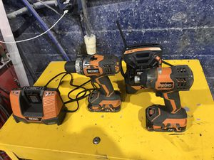 RIDGID TOOLS for Sale in Queens, NY