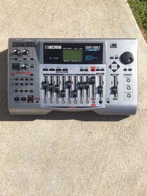 Boss br-1180 digital recording studio for Sale in Redondo Beach, CA