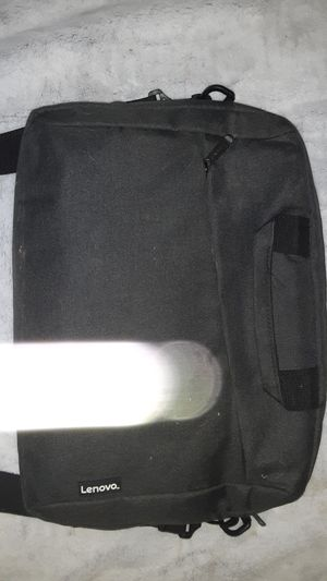 "Logitech 19"" laptop case / backpack for Sale in Alma, NE"