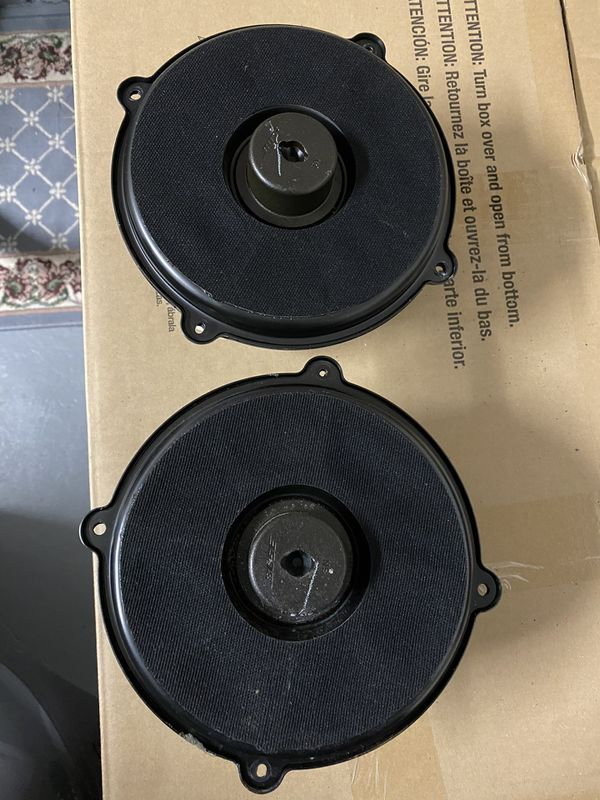MX-5 Miata Bose Speakers
