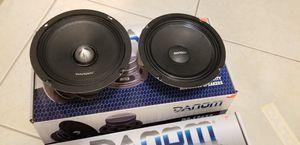 Danom speakers 6.5 for Sale in West Palm Beach, FL