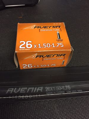 Bike inner tubes for mountain bicycle for Sale in Houston, TX