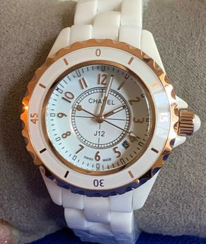 Women's Watch - Homage to Chanel J12 for Sale in Libertyville, IL