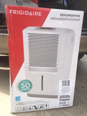 Dehumidifier room 50 pint New for $140 shipped for Sale in Hesperia, CA