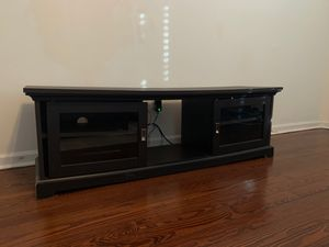 Black TV Stand for Sale in Wall Township, NJ