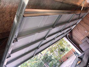 Full size garage door for Sale in Dearborn, MI