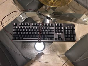 Mechanical gaming keyboard for Sale in Coral Springs, FL