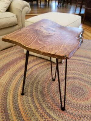 Nesting live edge tables--handmade for Sale in New Albany, OH