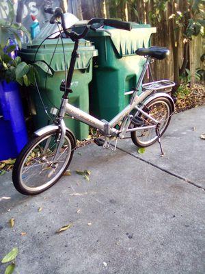 Foldable bike for Sale in Hercules, CA