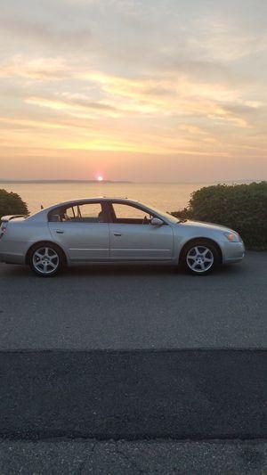 2002 Nissan altima 3.5 SE for Sale in Edmonds, WA