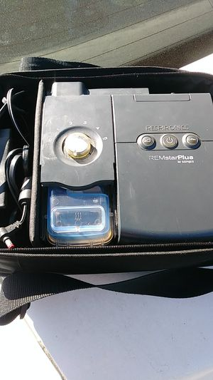 Cpap,respironics remstar plus for Sale in Downey, CA